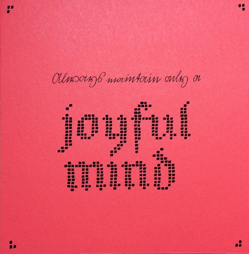 joyful mind full