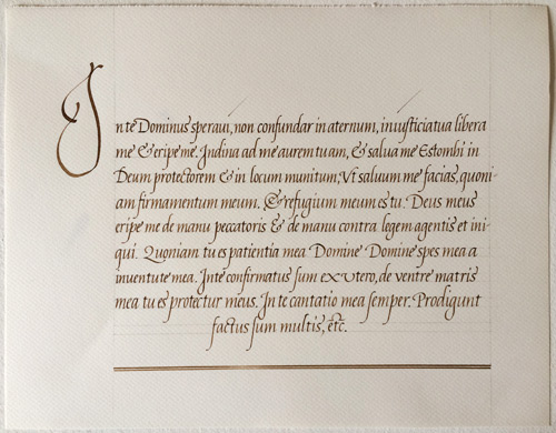 Calligraphy Class Neudoerffer