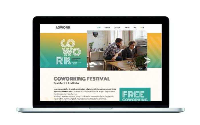 Coworking Festival Berlin