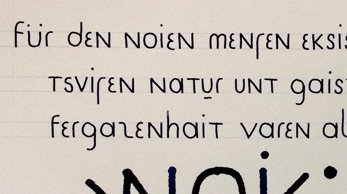 Phonetische Schrift Tschichold