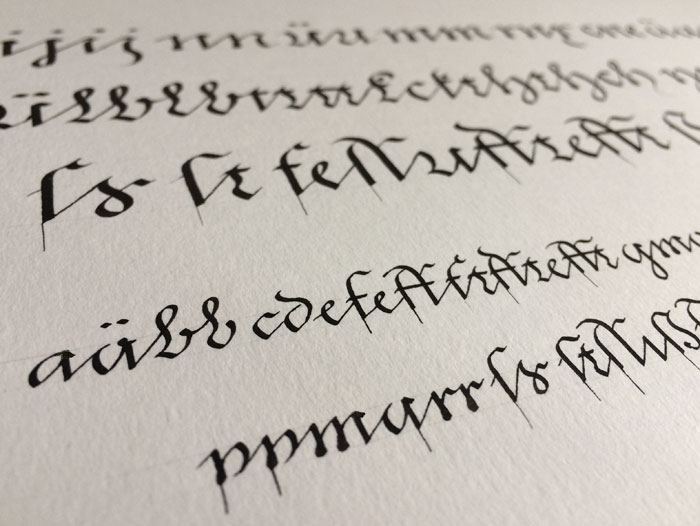 Rossberg Letters Detail