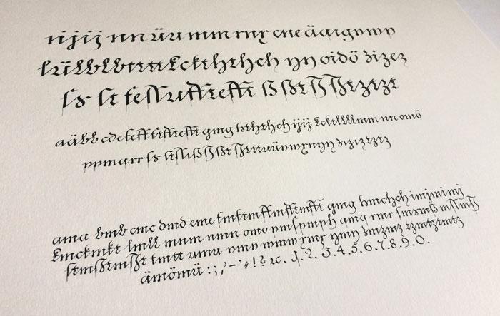 Rossberg Letters full