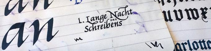NachtDesSchreibens Titelbild