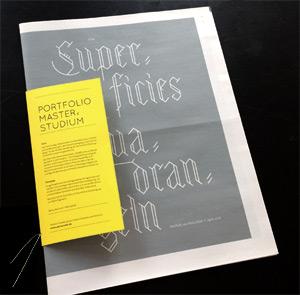 Portfolio Newspaper Front