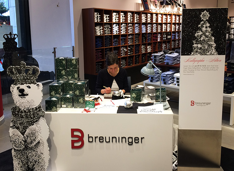 Merry Christmas 2017 breuninger