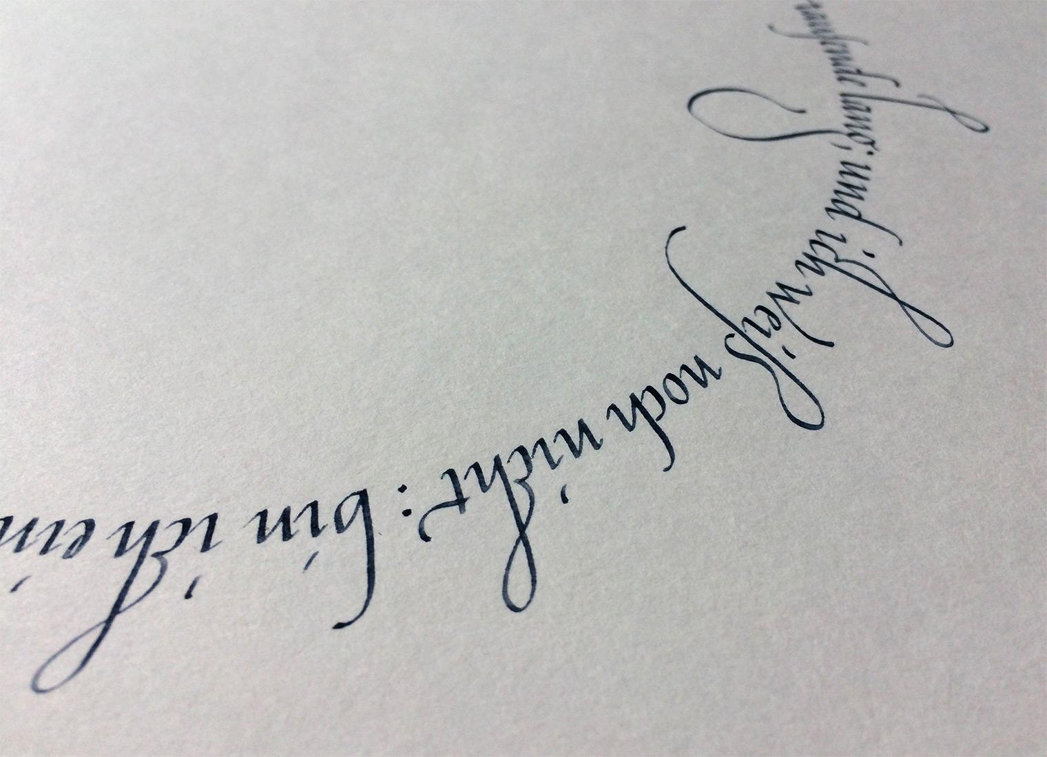 Kreise Rilke Gedicht Detail3